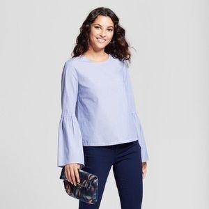 Tops - Bell sleeve shirt